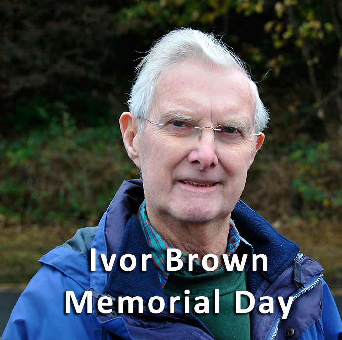 Ivor Brown Memorial Day, 27th October 2018 (Pic: Kelvin Lake)